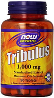 Tribulus 1,000 mg Now Foods 90 tabs.