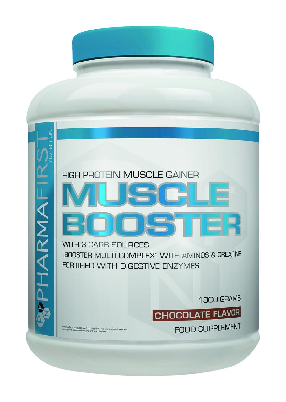Гейнер Muscle Booster Pharma First 3000 грамм