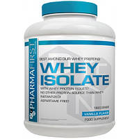 Whey Isolate Pharma First (1820 гр.)