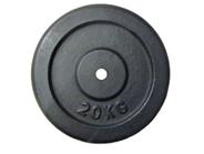 Диск тренировочный Ф26мм(20кг)