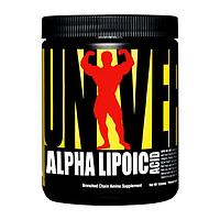 Alpha Lipoic Acid Universal 100 mg 60 caps. (альфа-липоевая кислота юниверсал)