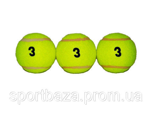"""Мяч """"Tiger"""" для большего тенниса"""