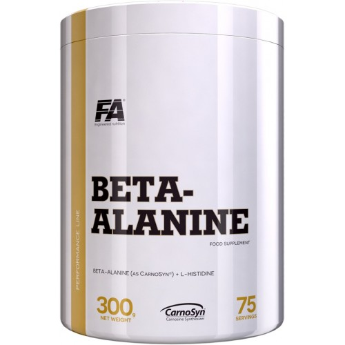 Beta-Alanine Fitness Authority 300 грамм