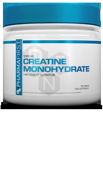 Creatine Monohydrate Pharma First 500 грамм