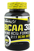 Аминокислоты BioTech - BCAA 3D (90 капсул)