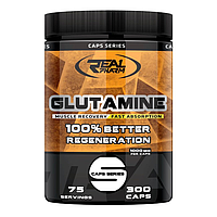 Glutamine Real Pharm 900 mg 300 caps.