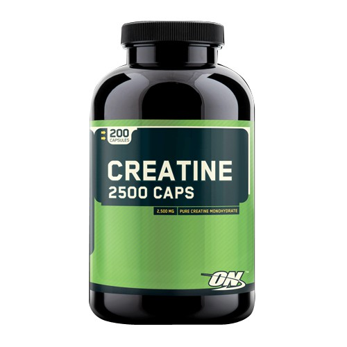 Креатин Optimum Nutrition - Creatine 2500 (200 капсул)