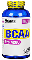BCAA Pro 4200 FitMax 240 caps.