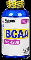 BCAA Pro 4200 FitMax 240 caps.