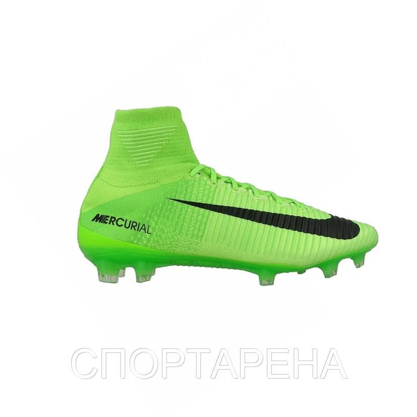 96285ce1 Профессиональные футбольные бутсы Nike Mercurial Superfly V FG 831940-305