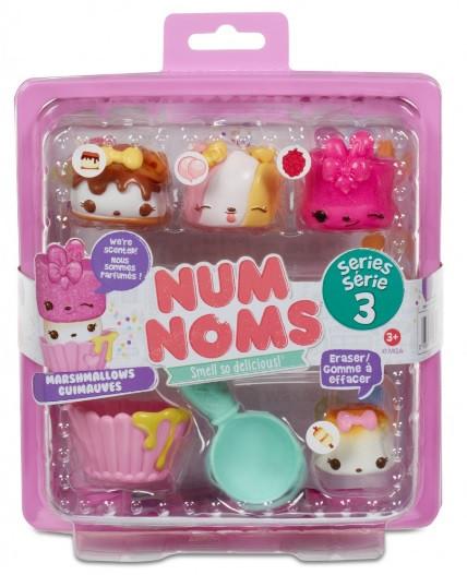 Набор ароматных игрушек NUM NOMS S3 Маршмеллоу 546344