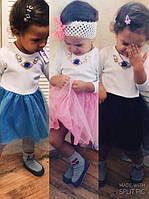 Детское платье Балеринка
