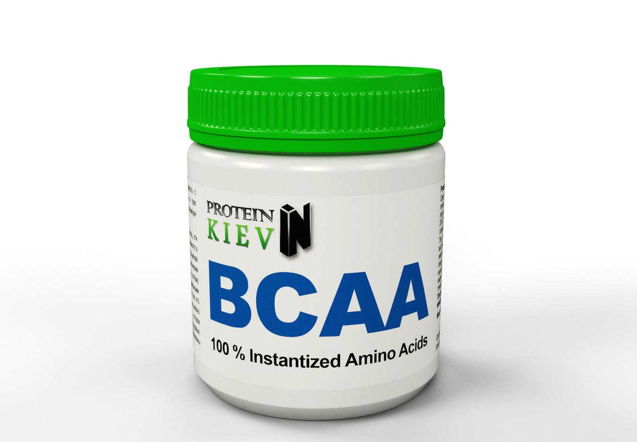 Аминокислоты Instant ВСАА 4:1:1 100 грамм Proteininkiev