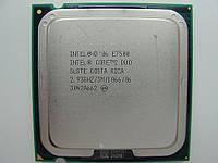 Процесор Intel® Core™2 Duo Processor E7500 (3M Cache, 2.93 GHz, 1066 MHz FSB)