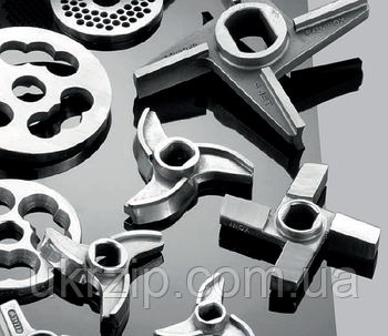 Ножи и решетки к мясорубке Fimar (на все модели)