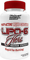 Lipo 6 Hers Nutrex Research 120 caps.