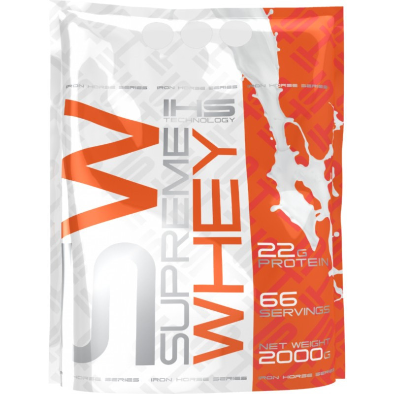 Supreme Whey Iron Horse 2000 грамм