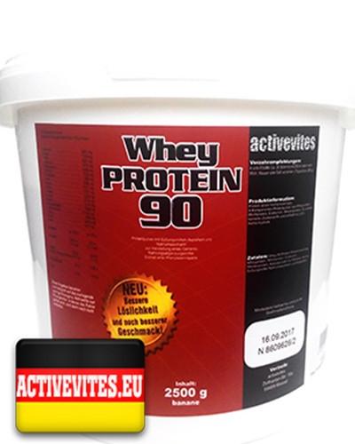 Whey Protein 90 Activevites 2500 г