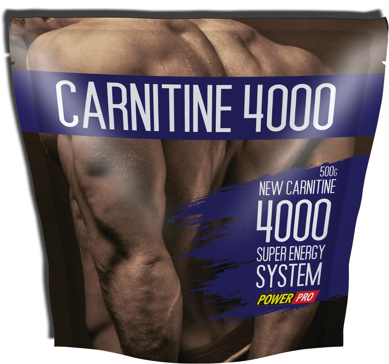 Карнитин Power Pro - Carnitine 4000 (500 грамм)