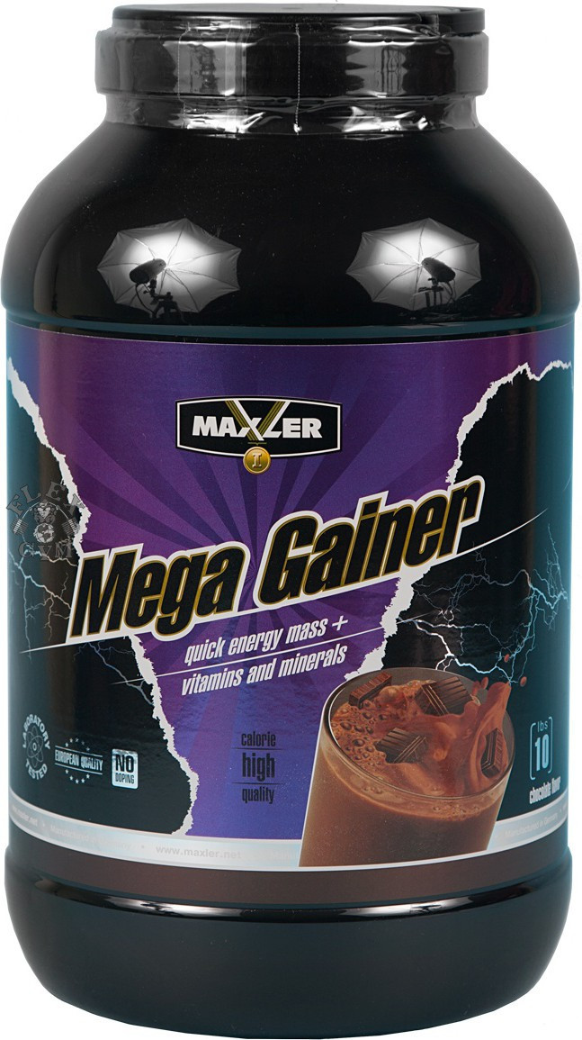 Maxler Mega Gainer 4540 g