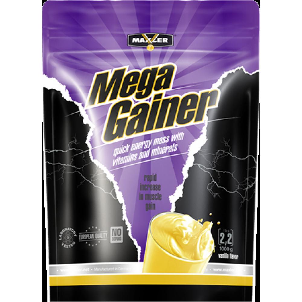 Maxler Mega Gainer 1 кг