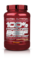 100% Hydrolyzed Beef Isolate Peptides Scitec Nutrition 900 грамм