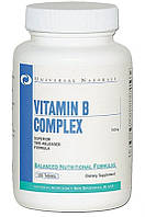 Витаминный комплекс Universal Nutrition - Vitamin B Complex (100 таблеток)