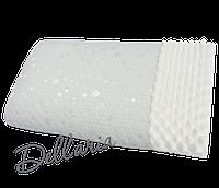 Ортопедическая подушка повышенного комфорта с охлаждающим эффектом (классическая форма) Dell'aria  620 x 340 x