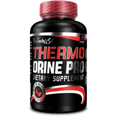 Thermo Drine PRO NEW BioTech USA 1 капсула