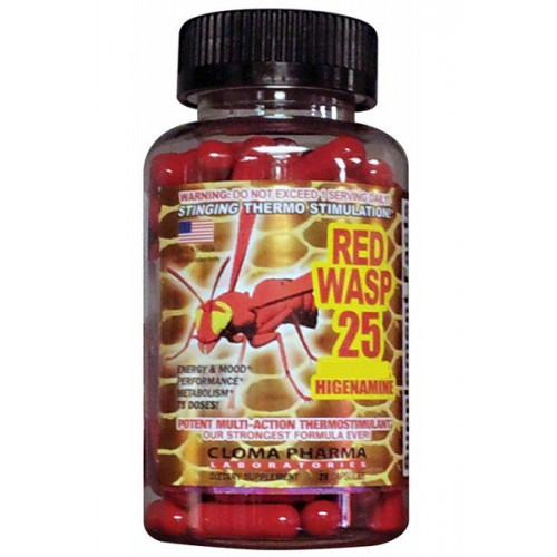 Red Wasp Cloma Pharma 1 капсула