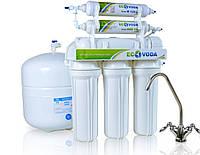 Эковода RO-6, фильтр обратного осмоса для питьевой воды