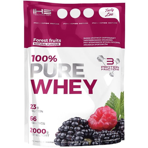 100% Pure Whey Iron Horse (80% Protein) (2000 гр.)