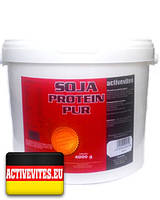 Соевый протеин Activevites - Soja Protein Pur (2500 грамм), дыня/melon 4000 г, banana/банан