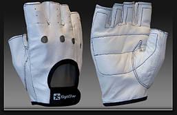 GymStar Power Style перчатки кожаные