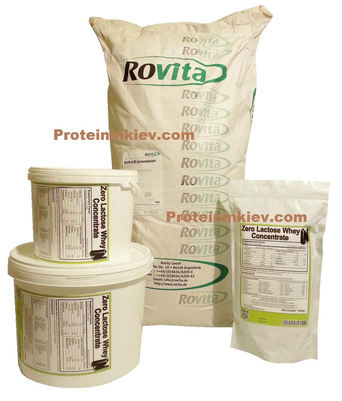 0% лактозы протеин на развес Rovita Roviprot 80 LF Германия 3 кг (КСБ) Proteininkiev