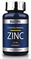 Цинк Scitec Nutrition - Zinc 25 мг (100 таблеток)