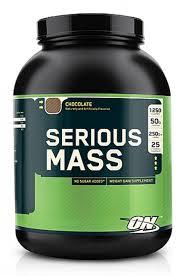 Serious Mass Optimum Nutrition 1300 грамм