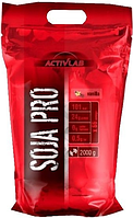 Соевый протеин ActivLab - Soya Pro (2000 грамм) 2000 г, strawberry/клубника