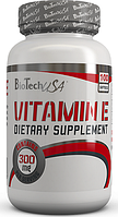 Vitamin E 300 BioTech USA 100 tabs.