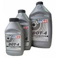 Тормозная жидкость Luxe DOT-4 0.25л