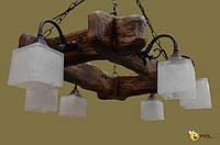 ISFIR Люстра из дерева ISFIR рамка 718