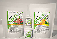 Для набора сухого мышечного веса (протеин Whey 80, креатин CON-CRET, витамины Vitabolic) на месяц ***
