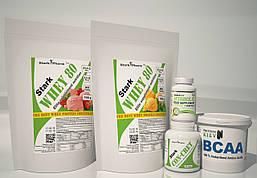 Для сушки (протеин Whey 80, креатин CON-CRET, ВСАА 300 грамм, витамины Vitabolic) на месяц ***