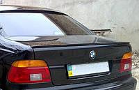 Спойлер на крышку багажника (сабля) BMW Е39
