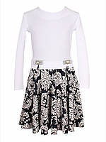 1502 - Платье для девочек Хлоя, Tashkan
