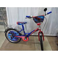 """Детский двухколесный велосипед Mustang- """"Spider Man"""" (12 дюймов)***"""