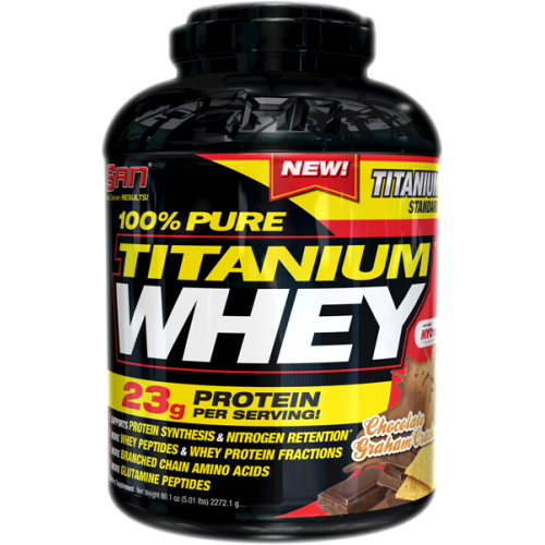SAN Pure Titanium Whey (2240 гр.)