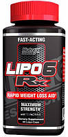 Lipo 6 Rx Nutrex Research 60 caps.***