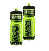 Спортивная бутылка Wod Crusher Scitec Nutrition 750 мл (два цвета)