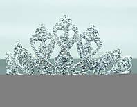 114. Короны для мисс, высокие короны 2017